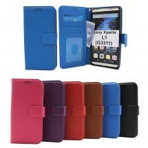 billigamobilskydd.se New Jalusta Lompakkokotelo Sony Xperia L1 (G3311)