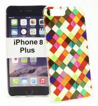 billigamobilskydd.se TPU-Designkotelo iPhone 8 Plus