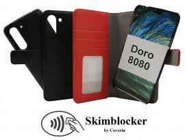 CoverIn Skimblocker Magneettikotelo Doro 8080
