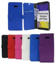 billigamobilskydd.se Jalusta Lompakkokotelo Samsung Galaxy J4 Plus (J415FN/DS)