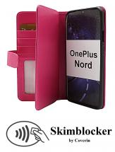 CoverIn Skimblocker XL Wallet OnePlus Nord