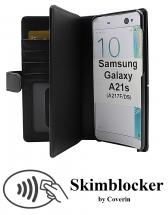 CoverIn Skimblocker XL Wallet Samsung Galaxy A21s (A217F/DS)