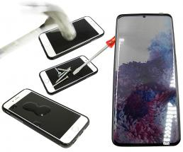 billigamobilskydd.se Full Frame Karkaistusta Lasista Samsung Galaxy S20 Plus (G986B)