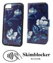 CoverIn Skimblocker Design Magneettilompakko iPhone 7