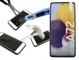 billigamobilskydd.se Näytönsuoja karkaistusta lasista Samsung Galaxy A72 (A725F/DS)