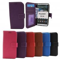 billigamobilskydd.se New Jalusta Lompakkokotelo Huawei Y5 II