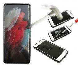 billigamobilskydd.se Full Frame Karkaistusta Lasista Samsung Galaxy S21 Ultra 5G (G998B)