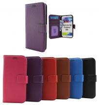 billigamobilskydd.se New Jalusta Lompakkokotelo Samsung Galaxy S5 / S5 Neo (G900F / G903F)