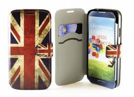 billigamobilskydd.se Design Flipcase Samsung Galaxy S4 (i9500,i9505,i9506)