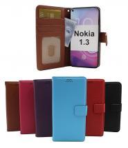 billigamobilskydd.se New Jalusta Lompakkokotelo Nokia 1.3