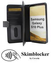 CoverIn Skimblocker XL Wallet Samsung Galaxy S10 Plus (G975F)