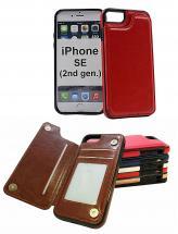 billigamobilskydd.se CardCase suojakuori puhelimille iPhone SE (2nd Generation)