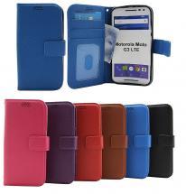 billigamobilskydd.se New Jalusta Lompakkokotelo Motorola Moto G 3 LTE (XT1541)