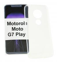 billigamobilskydd.se Ultra Thin TPU Kotelo Motorola Moto G7 Play