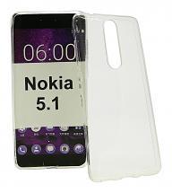 billigamobilskydd.se Ultra Thin TPU Kotelo Nokia 5.1