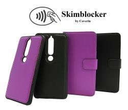 billigamobilskydd.se Skimblocker Magneettilompakko Nokia 6 (2018)