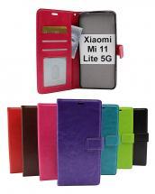 billigamobilskydd.se Crazy Horse Lompakko Xiaomi Mi 11 Lite / Mi 11 Lite 5G