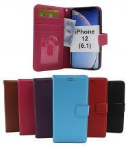 billigamobilskydd.se New Jalusta Lompakkokotelo iPhone 12 (6.1)