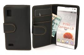 billigamobilskydd.se Lompakkokotelot LG Optimus L9 (p760)