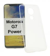 billigamobilskydd.se Ultra Thin TPU Kotelo Motorola Moto G7 Power