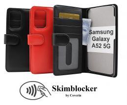 CoverIn Skimblocker Lompakkokotelot Samsung Galaxy A52 / A52 5G / A52s 5G