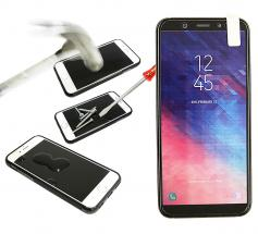 billigamobilskydd.se Näytönsuoja karkaistusta lasista Samsung Galaxy A6 Plus 2018 (A605FN/DS)