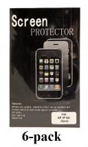 billigamobilskydd.se Kuuden kappaleen näytönsuojakalvopakett iPhone 5C