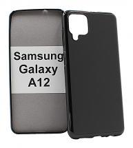 billigamobilskydd.se TPU muovikotelo Samsung Galaxy A12 (A125F/DS)