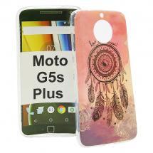 billigamobilskydd.se TPU-Designkotelo Moto G5s Plus (XT1806)