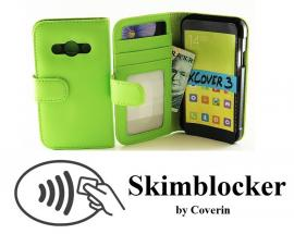 billigamobilskydd.se Lompakkokotelot Samsung Galaxy Xcover 3 (SM-G388F)