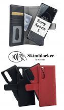 CoverIn Skimblocker Magneettikotelo Sony Xperia 5