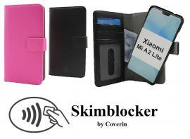 billigamobilskydd.se Skimblocker Magneettilompakko Xiaomi Mi A2 Lite