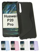 billigamobilskydd.se S-Line TPU-muovikotelo Huawei P20 Pro
