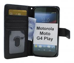 billigamobilskydd.se New Jalusta Lompakkokotelo Motorola Moto G4 Play
