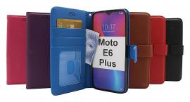 billigamobilskydd.se New Jalusta Lompakkokotelo Motorola Moto E6 Plus