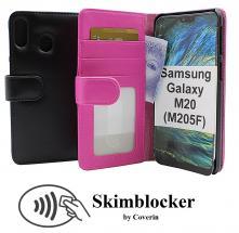 billigamobilskydd.se Skimblocker Lompakkokotelot Samsung Galaxy M20 (M205F)