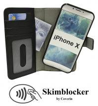 CoverIn Skimblocker Magneettikotelo iPhone X/Xs