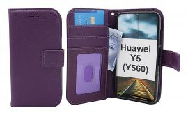 billigamobilskydd.se New Jalusta Lompakkokotelo Huawei Y5 (Y560)