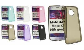 billigamobilskydd.se TPU-suojakuoret Moto X4 / Moto X (4th gen)