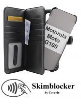 CoverIn Skimblocker XL Magnet Wallet Motorola Moto G100