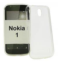 billigamobilskydd.se TPU-suojakuoret Nokia 1