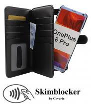 CoverIn Skimblocker XL Magnet Wallet OnePlus 8 Pro