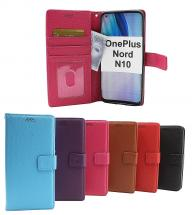 billigamobilskydd.se New Jalusta Lompakkokotelo OnePlus Nord N10