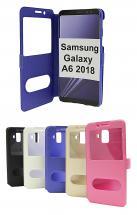 billigamobilskydd.se Flipcase Samsung Galaxy A6 2018 (A600FN/DS)