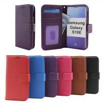 billigamobilskydd.se Jalusta Lompakkokotelo Samsung Galaxy S10e (G970F)