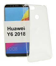 billigamobilskydd.se Ultra Thin TPU Kotelo Huawei Y6 2018