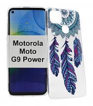 billigamobilskydd.se TPU-Designkotelo Motorola Moto G9 Power