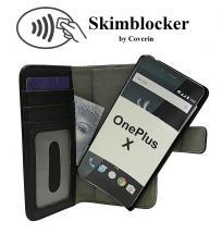 billigamobilskydd.se Skimblocker Magneettilompakko OnePlus X