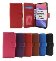 billigamobilskydd.se New Jalusta Lompakkokotelo Asus Zenfone Max Pro M2 (ZB631KL)