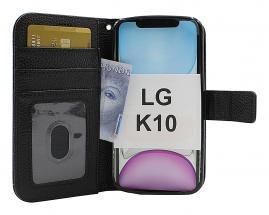 billigamobilskydd.se New Jalusta Lompakkokotelo LG K10 (K420N)